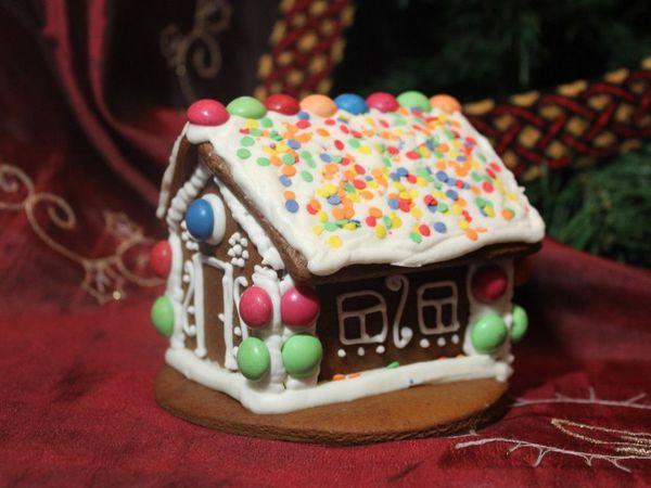 Роспись пряников! Пряничные домики или елочные игрушки! | Ярмарка Мастеров - ручная работа, handmade