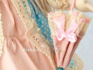 Мастерим маленький зонтик для куклы. Ярмарка Мастеров - ручная работа, handmade.