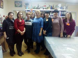Отчет о семинаре по валянию нуно-войлочного платья в Одессе 18 февраля.   Ярмарка Мастеров - ручная работа, handmade