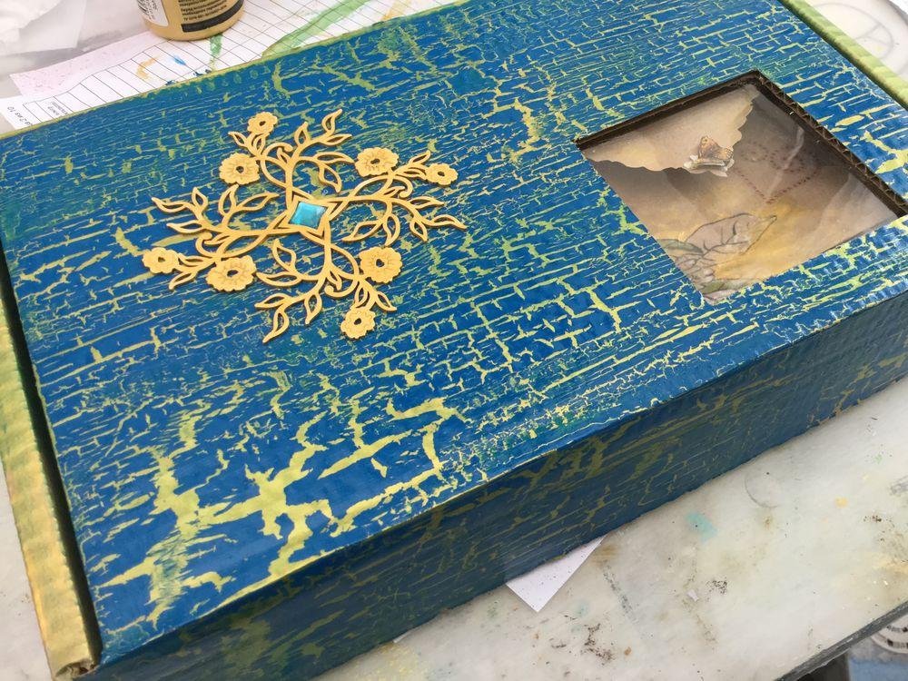 Коробочка для летних секретов, фото № 1