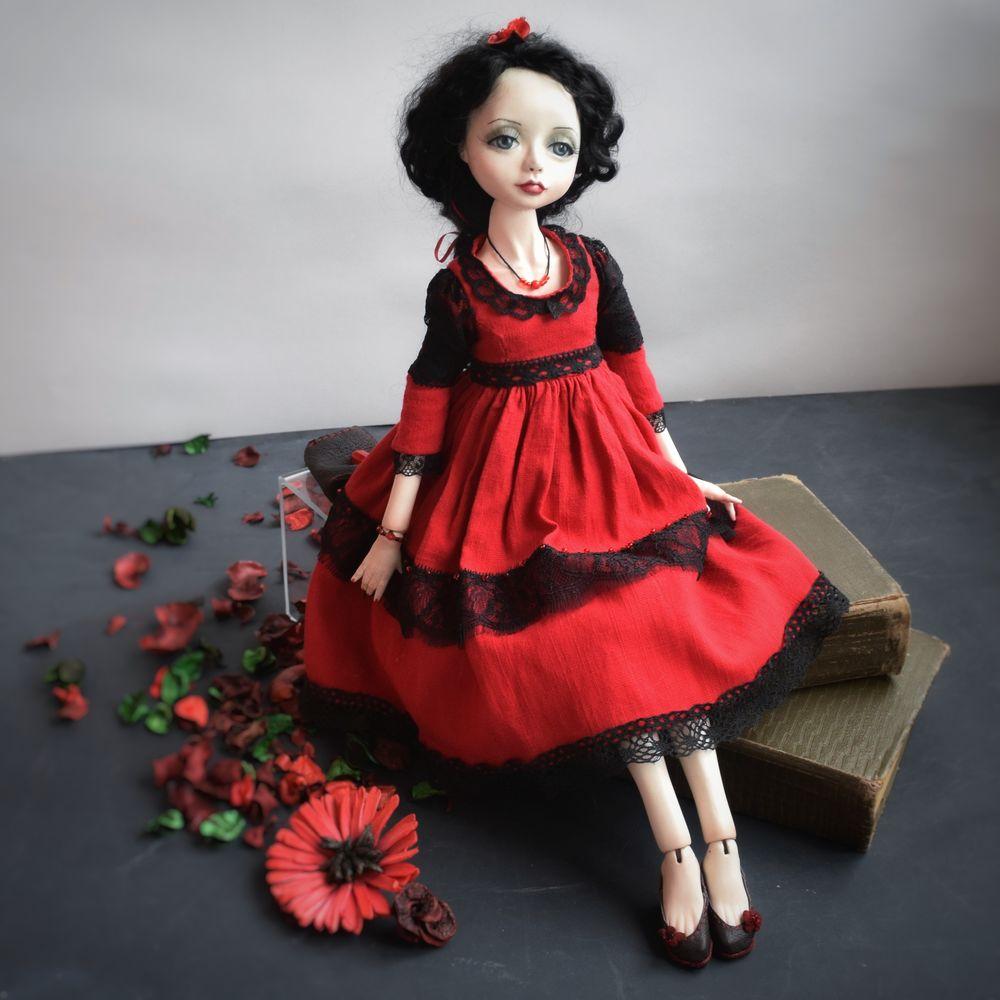 куклы, декор дома