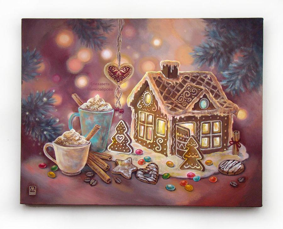 коричневый бордовый бордо, белый серый желтый, новый год новогодний, украшение интерьера дом