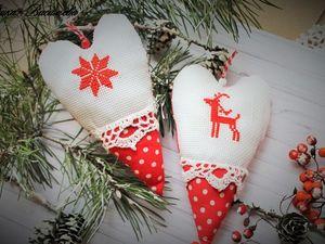 Новогодняя конфетка! Игрушки в подарок!. Ярмарка Мастеров - ручная работа, handmade.