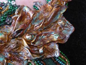 Распродажа вышитых украшений по 600 руб. Ярмарка Мастеров - ручная работа, handmade.