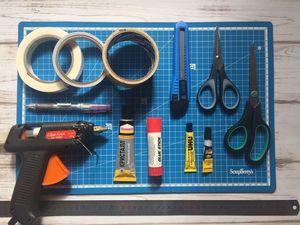 Инструменты для скрапбукинга первой необходимости. Ярмарка Мастеров - ручная работа, handmade.