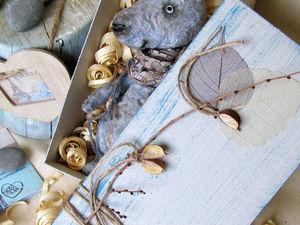 У кролика появился домик.. Ярмарка Мастеров - ручная работа, handmade.