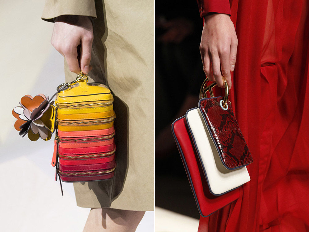 Итальянская мода Модные сумки 2017