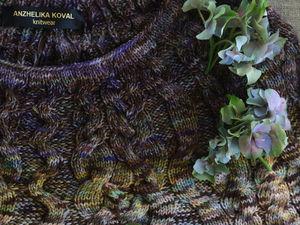Видеоурок: эластичное закрытие края вязаного изделия. Ярмарка Мастеров - ручная работа, handmade.