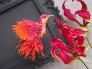 Анонс новых украшений — 7 цветов и одна ягода :). Ярмарка Мастеров - ручная работа, handmade.
