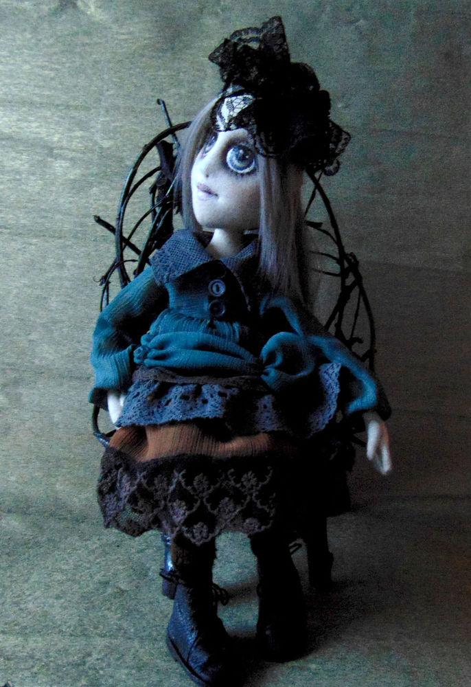 куколка мистическая