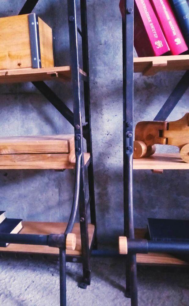 заказать стеллаж, купить этажерку лофт, стеллажи от производителя, дизайн пространства