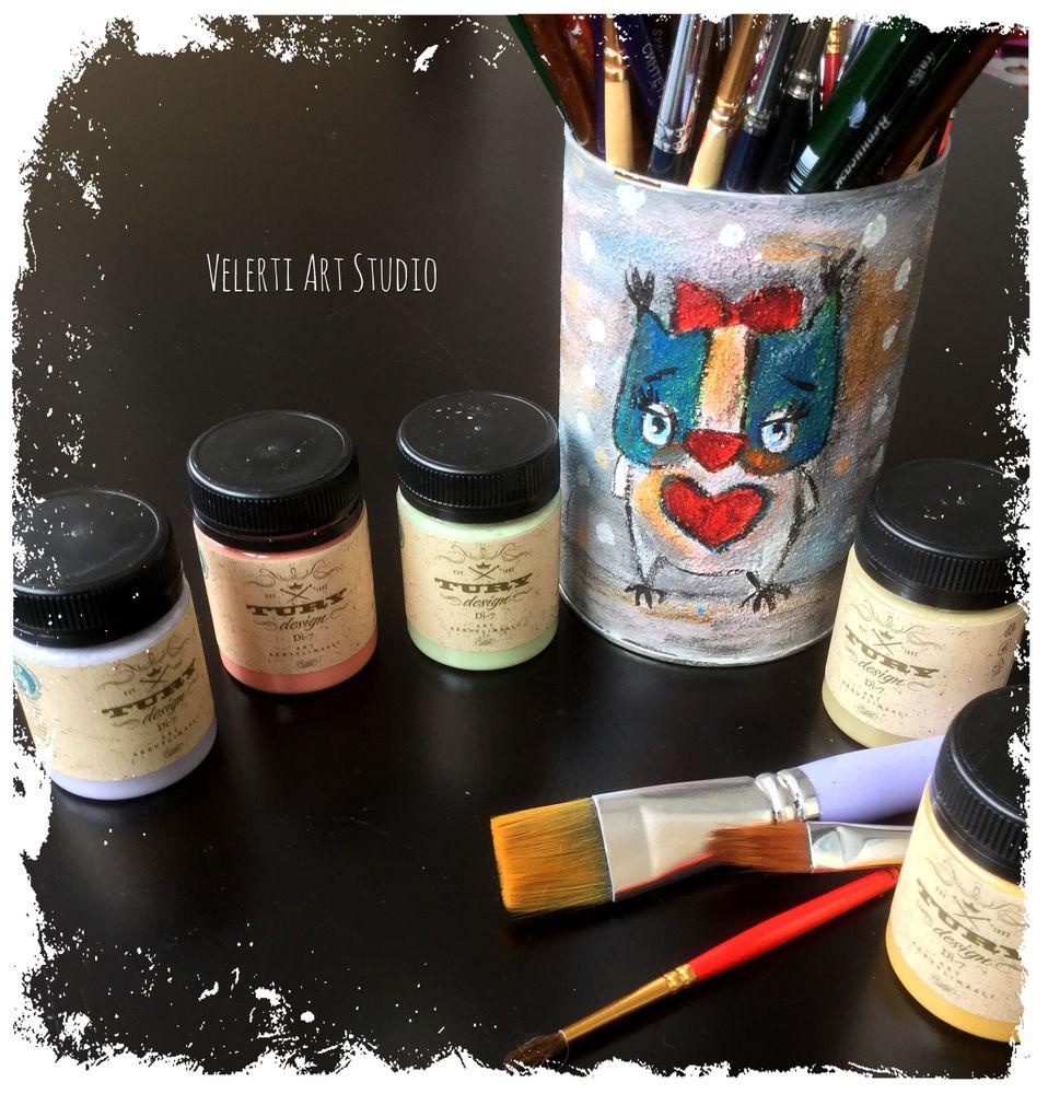 новости магазина, новость магазина, новости, акриловые краски, финские краски, грушевый, пустынный, желтые бархатцы, голубая орхидея, розовый, ручная роспись, velerti art