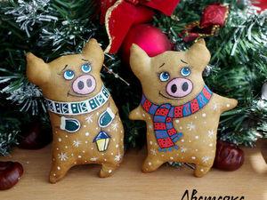 Продолжается прием заказов на новогодние сувениры!. Ярмарка Мастеров - ручная работа, handmade.