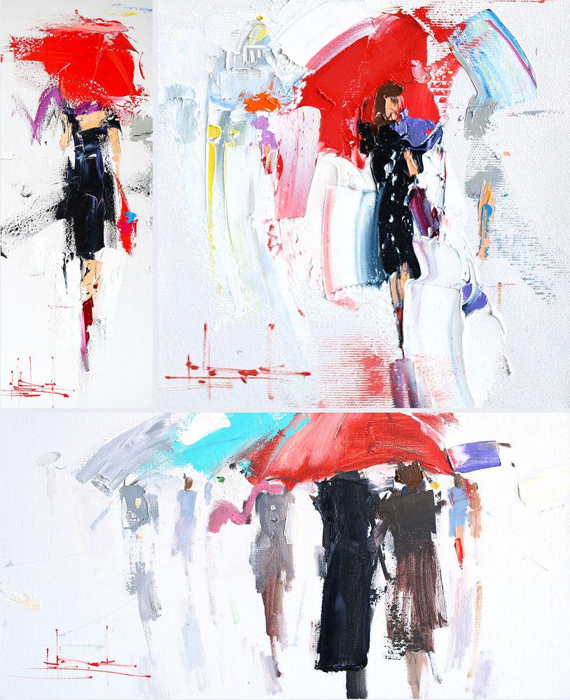 Konstantin Sukhopluev: Artist Painting Rain, фото № 10