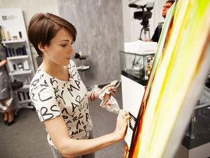 Мастер-класс по живописи для компании от 5-10 чел | Ярмарка Мастеров - ручная работа, handmade
