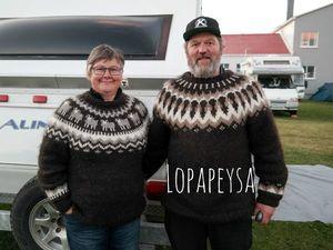 Лопапейса — вязаная красота по-исландски. Ярмарка Мастеров - ручная работа, handmade.