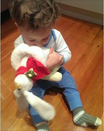 мягкая игрушка, новый год, подарок на новый год, эмоции