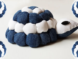 Делаем очень лёгкую в изготовлении декоративную черепашку: видеоурок. Ярмарка Мастеров - ручная работа, handmade.