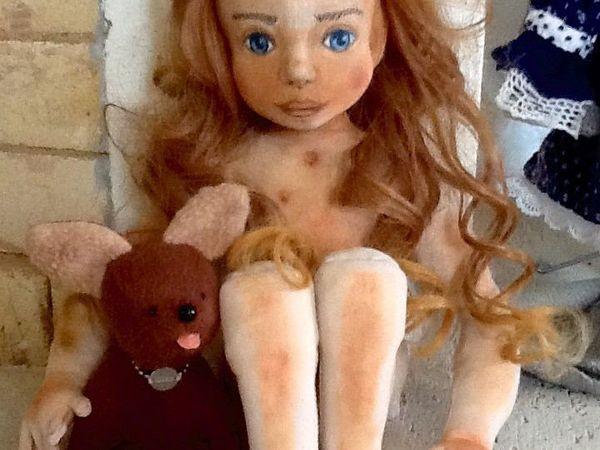 Элли и Татошка | Ярмарка Мастеров - ручная работа, handmade