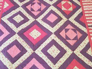 Бабушкино одеяло. Ярмарка Мастеров - ручная работа, handmade.