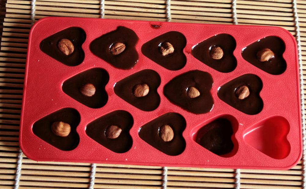 Шоколадные сладости своими руками 6