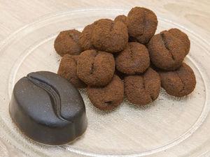 Антицеллюлитный сахарный скраб для тела в виде кофейных зерен своими руками. Ярмарка Мастеров - ручная работа, handmade.