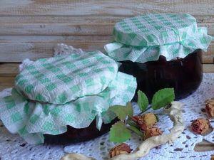 А я варю вишневое варенье!. Ярмарка Мастеров - ручная работа, handmade.
