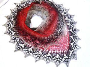 Коллекция новых мини шалей! Каждая в единственном экземпляре!. Ярмарка Мастеров - ручная работа, handmade.