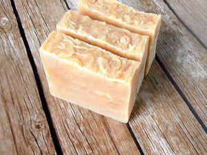 Натуральное детское мыло теперь и в кусочках! | Ярмарка Мастеров - ручная работа, handmade