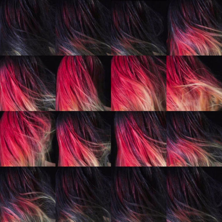 краска для волос, the unseen