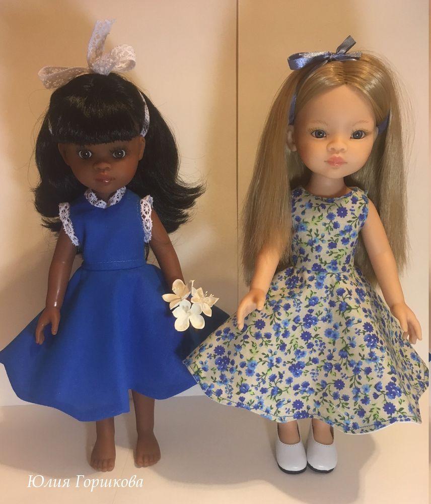 шьем для кукол
