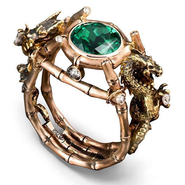 кольце дракон