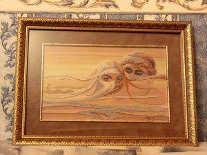 "Картина ""Арабская ночь"". Ярмарка Мастеров - ручная работа, handmade."