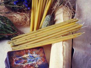 Зодиакальные цвета свечей и ассоциации. Ярмарка Мастеров - ручная работа, handmade.