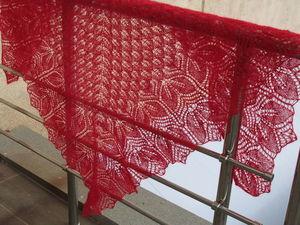 Доставка бесплатно всех шалей. Ярмарка Мастеров - ручная работа, handmade.
