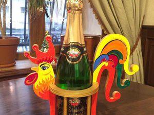 Подставка под шампанское! | Ярмарка Мастеров - ручная работа, handmade