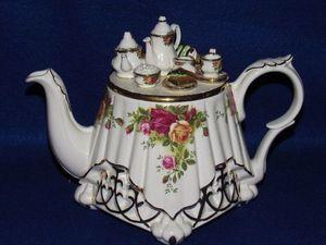 Заварочный керамический чайник — безумная мечта коллекционера. Ярмарка Мастеров - ручная работа, handmade.