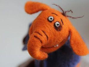 Скидки на игрушки из шерсти сегодня!. Ярмарка Мастеров - ручная работа, handmade.