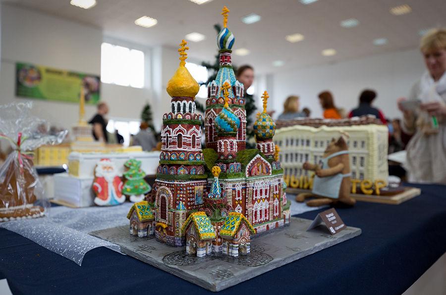 Объявлены победители фестиваля «Мир пряника»: 31 шедевр кулинарного искусства