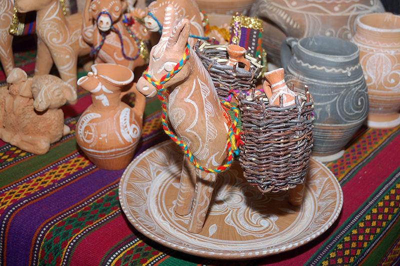 Балхарская керамика. Народные промыслы Дагестана