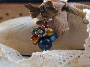 Ягодный букет. Сказки и истории Ежевичной поляны. Ярмарка Мастеров - ручная работа, handmade.