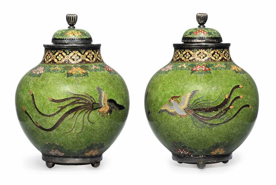 китаиские вазы