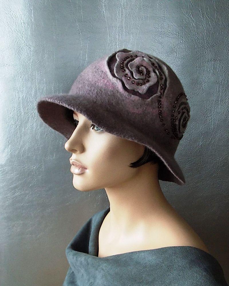 мастер-класс, шляпка