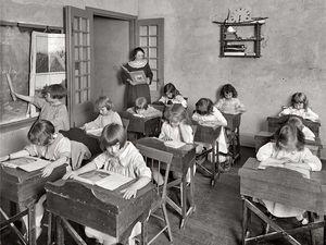 Америка начала 20-го века. Подборка школьных фотографий. Ярмарка Мастеров - ручная работа, handmade.
