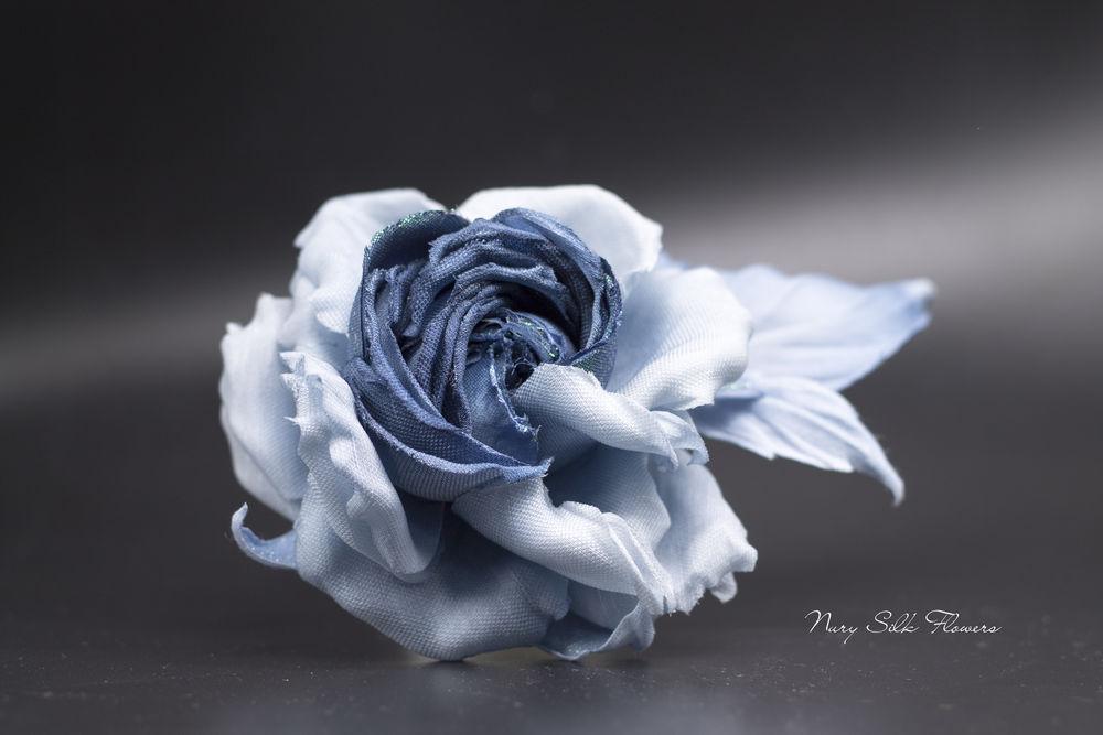 цветы из шёлка, эксклюзив