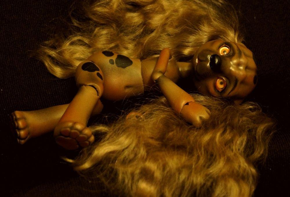 ооак кукла, ооак собака