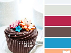 40+ Palettes Inspired by the World of Sweets. Livemaster - handmade