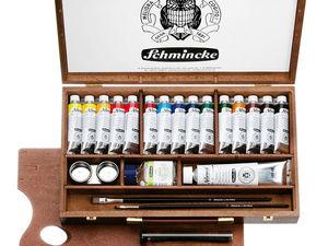 Арт блог: о масляных красках разных производителей. Ярмарка Мастеров - ручная работа, handmade.