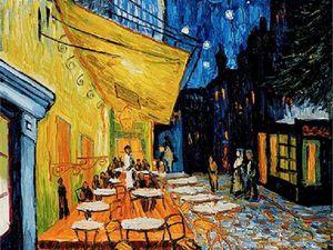 Желтый мир на полотнах Ван Гога. Ярмарка Мастеров - ручная работа, handmade.