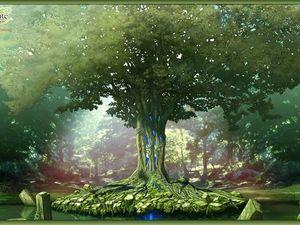 """""""Магический лес"""": волшебная музыка. Ярмарка Мастеров - ручная работа, handmade."""